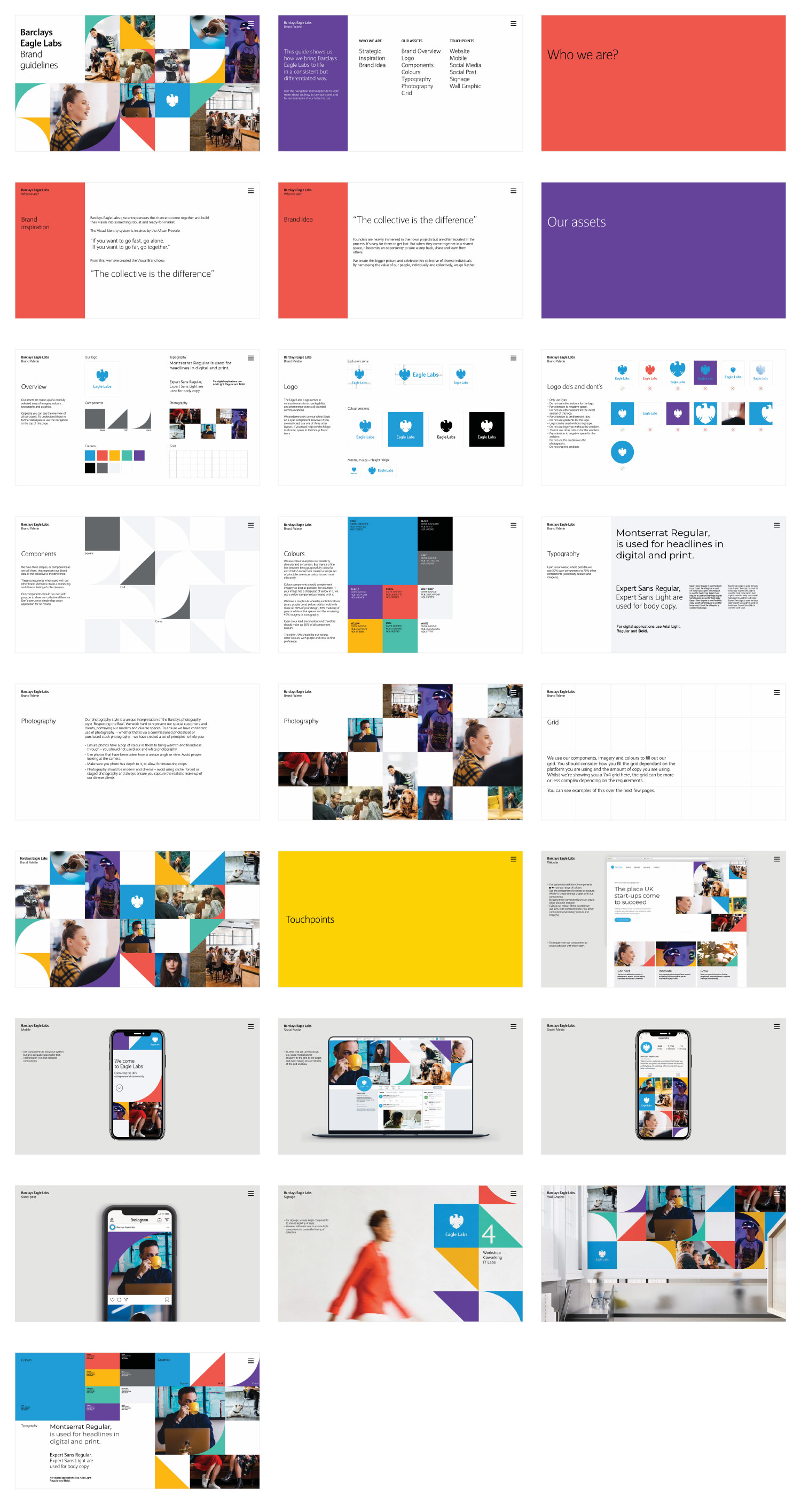 <strong>Barclays Eagle Labs</strong> Brand Guidelines